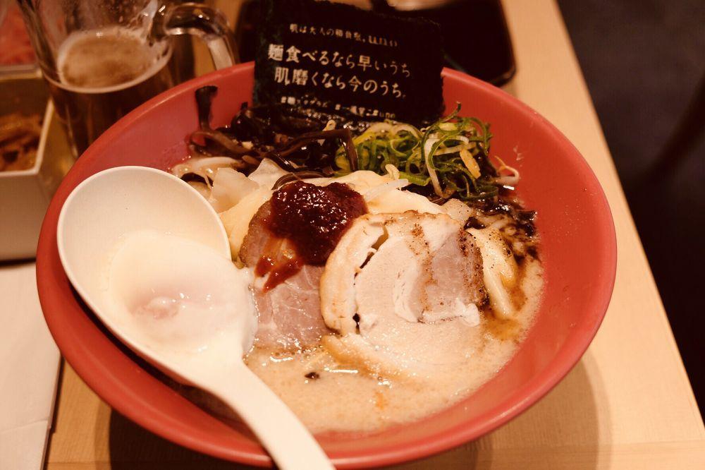 Ippudo Asakusa Rox 3G