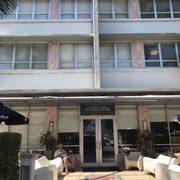 Pool Photo Of Crest Hotel Suites Miami Beach Fl United States