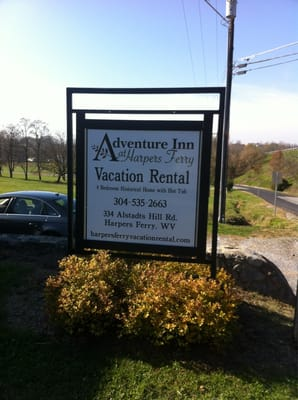 Adventure Inn 334 Alstadts Hill Rd Harpers Ferry, WV ...