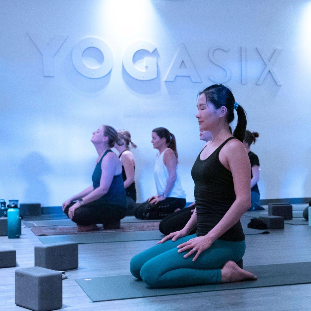 YogaSix: 5765 Burke Centre Pkwy, Burke, VA