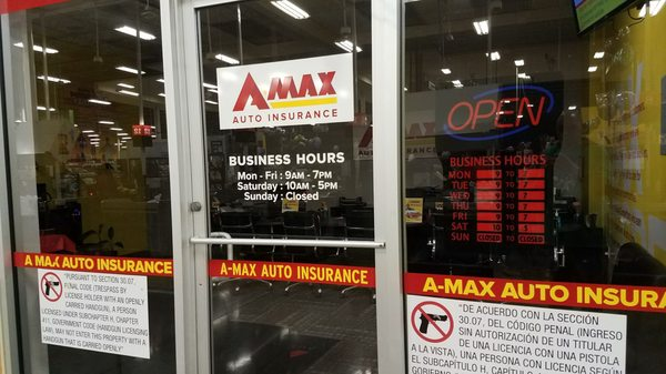 Photo Of A Max Auto Insurance Houston Tx United States Front