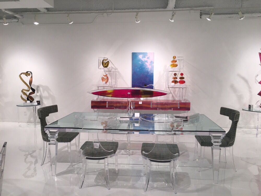 Exceptionnel Photo Of Shahrooz Acrylic Furniture U0026 Sculptures   Gardena, CA, United  States