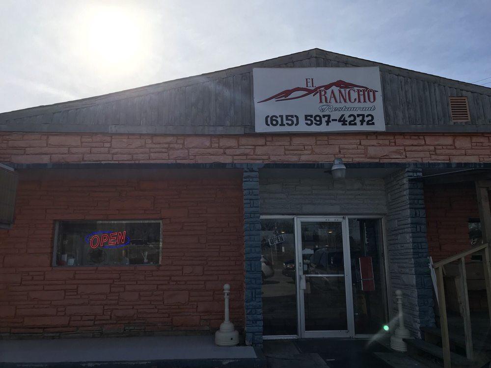 El Rancho: 1101 W Broad St, Smithville, TN