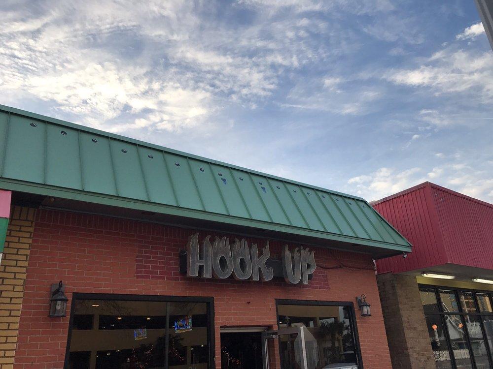 The Hook Up Cafe: 2312 Atlantic Ave, Virginia Beach, VA