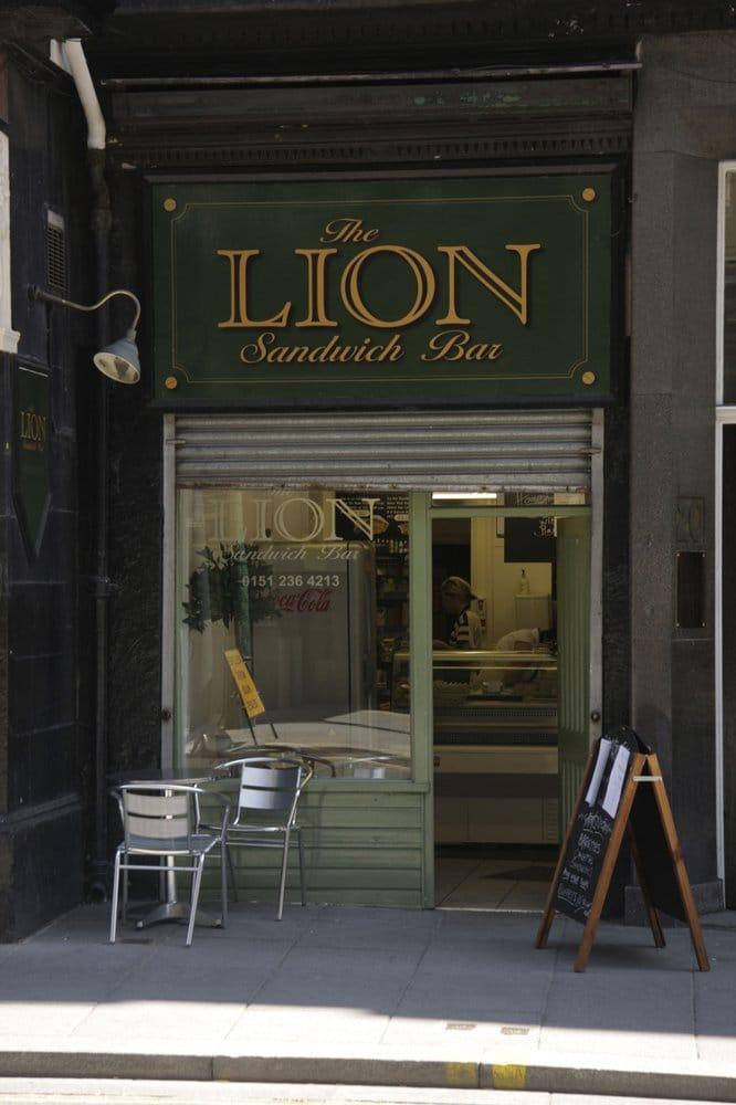 The Lion Sandwich Bar