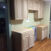 Remodel Kitchen ( Cabinets Photo Of Millbrook Kitchens   Paramount, CA,  United States. Just Before Staining Full ...