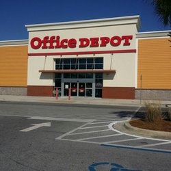 Photo Of Office Depot   Panama City Beach, FL, United States. In Case