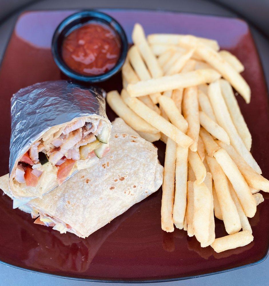 Super Shawarma Mediterranean Grill: 69185 Ramon Rd, Cathedral City, CA
