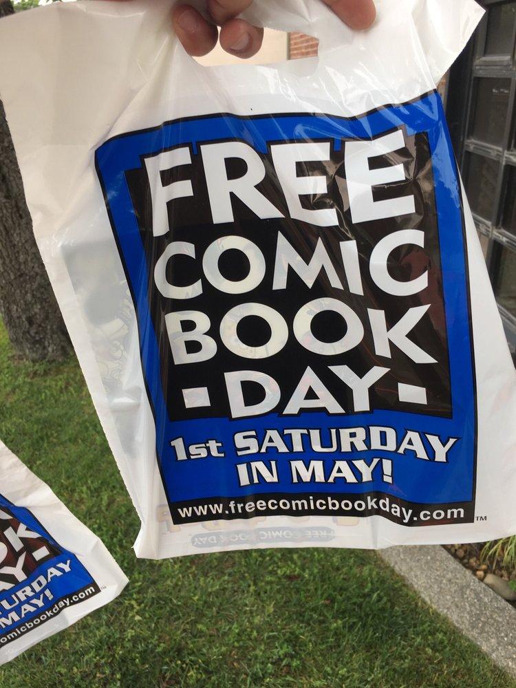 Zeppelin Comics: 191 E H St, Benicia, CA