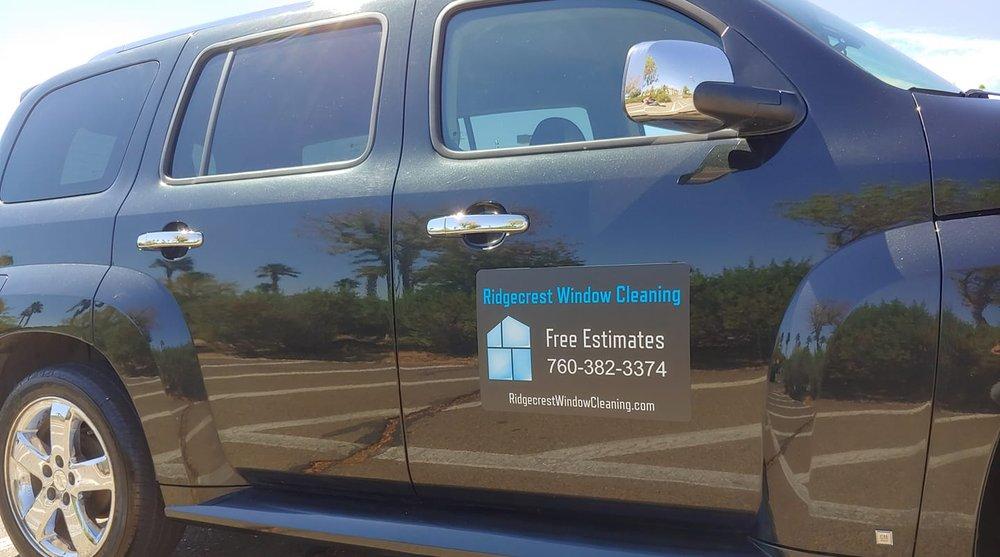 Ridgecrest Window Cleaning: Ridgecrest, CA