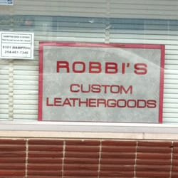 Robbi's Custom Leather Goods - CLOSED - Leather Goods - 5104
