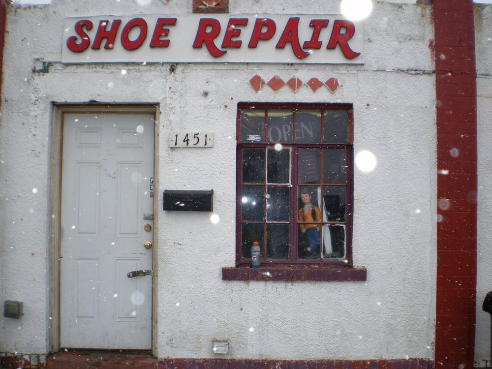 Shoe Repair Aurora Co