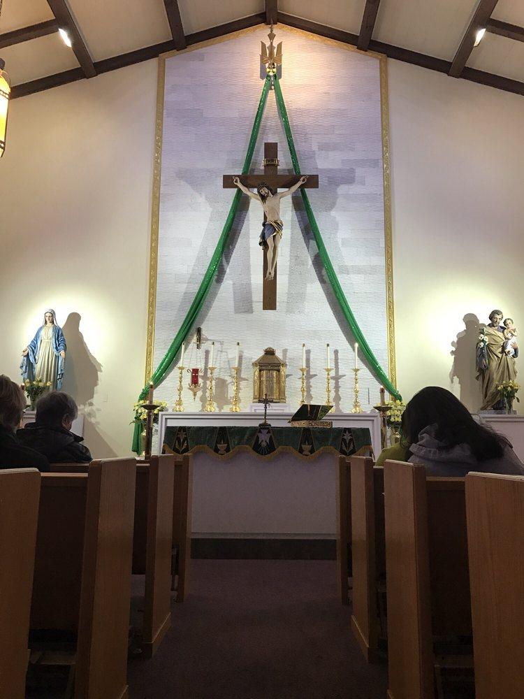 St Joachims Catholic Church: 21250 Hesperian Blvd, Hayward, CA