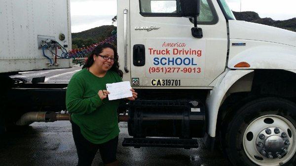 America Truck Driving School 420 W 2nd Ave Escondido Ca Driving