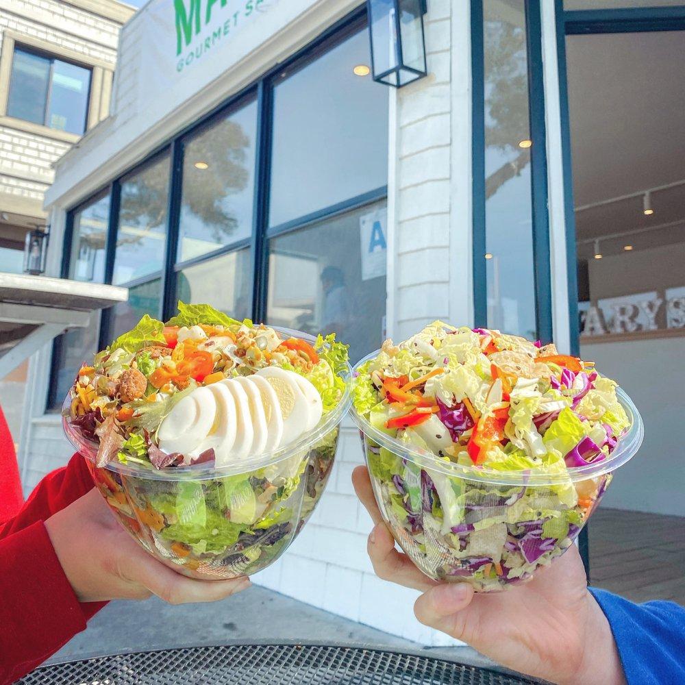 Mary's Gourmet Salads