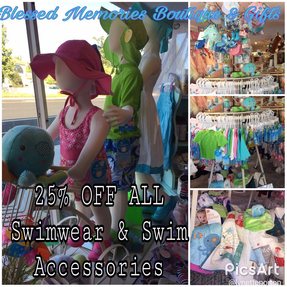 Blessed Memories Boutique & Gifts: 7600 El Camino Real, Atascadero, CA