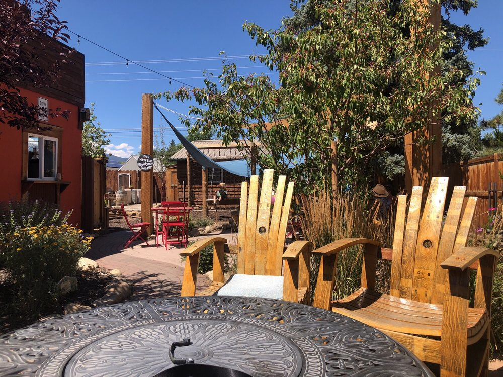 Louie's Ice Cream Shoppe: 414 E Main St, Buena Vista, CO