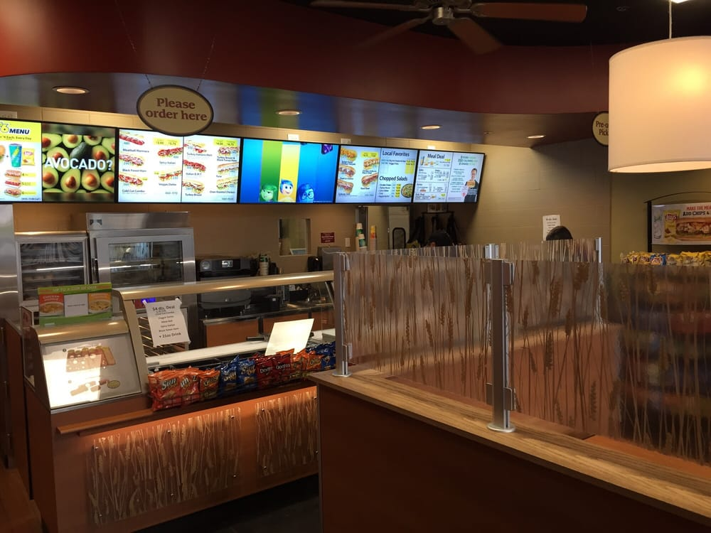 Subway Restaurants Tustin Ca