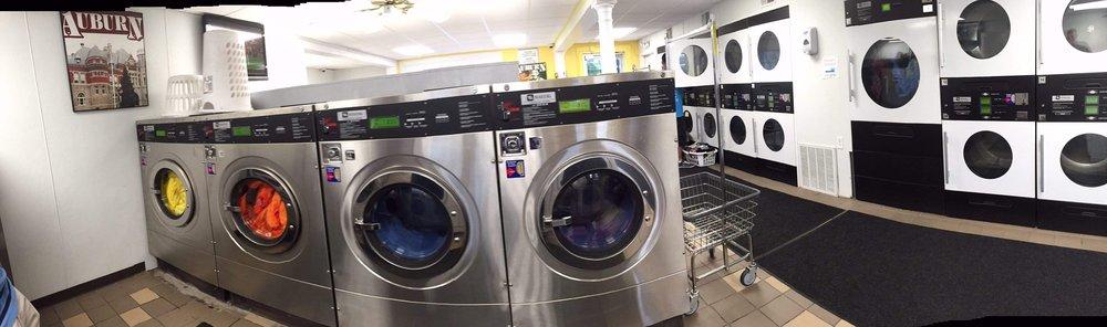 Super Clean Laundry: 125 Osborne St, Auburn, NY