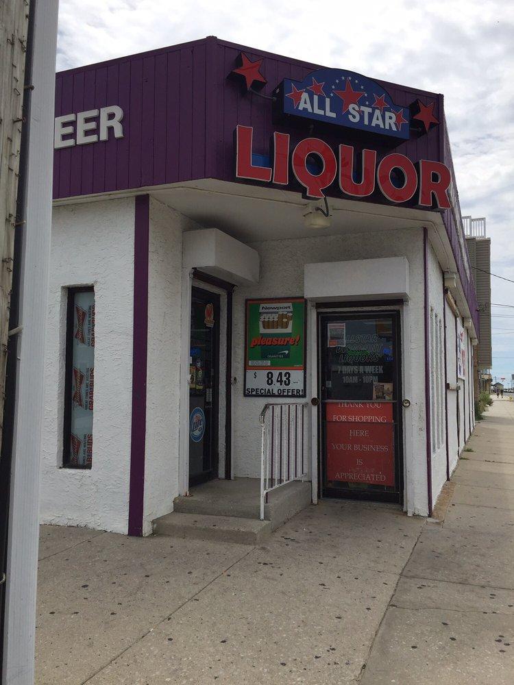Allstar Liquors