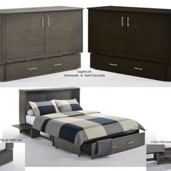 Elegant Cabinet Murphy Bed Reviews