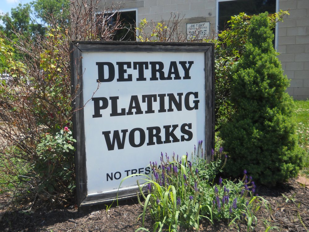 Detray Plating Works: 10406 E 11th St S, Independence, MO