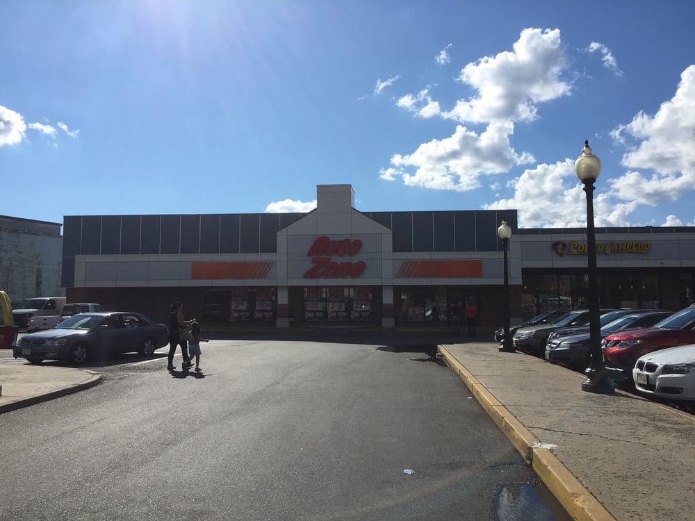 AutoZone: 184 Border St, Boston, MA