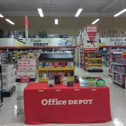 Photo Of Office Depot   Humble, TX, United States. }|{