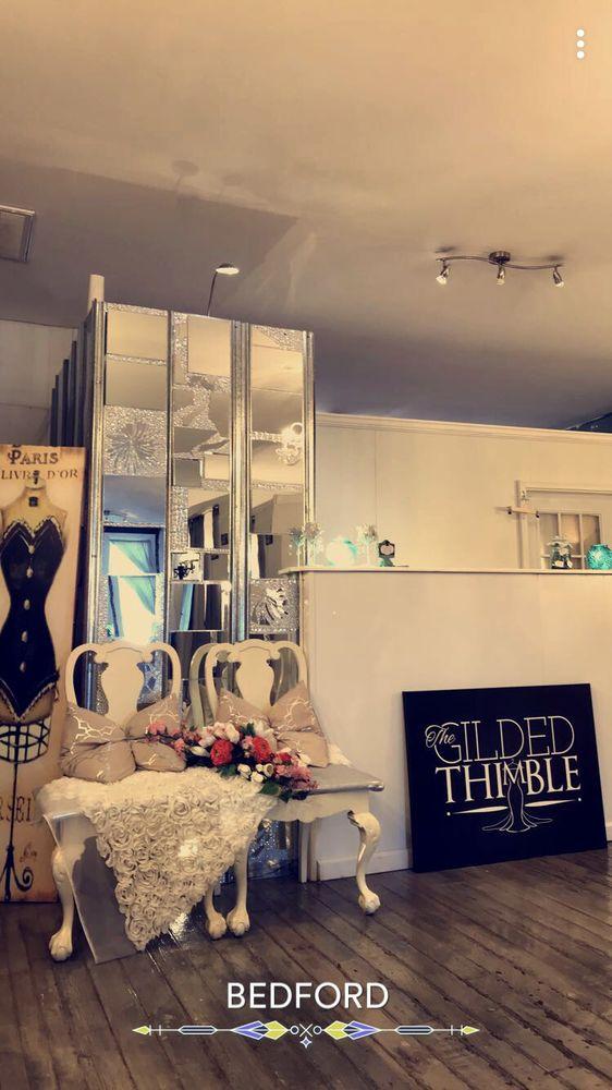 The Gilded Thimble: 119B N Bridge St, Bedford, VA