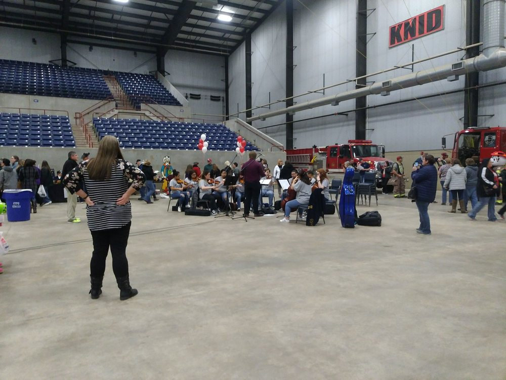 Chisholm Trail Expo Center: 111 W Purdue Ave, Enid, OK