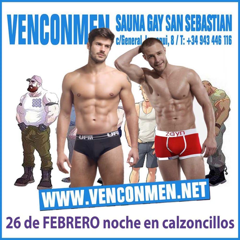 Sauna Gay San Sebastian