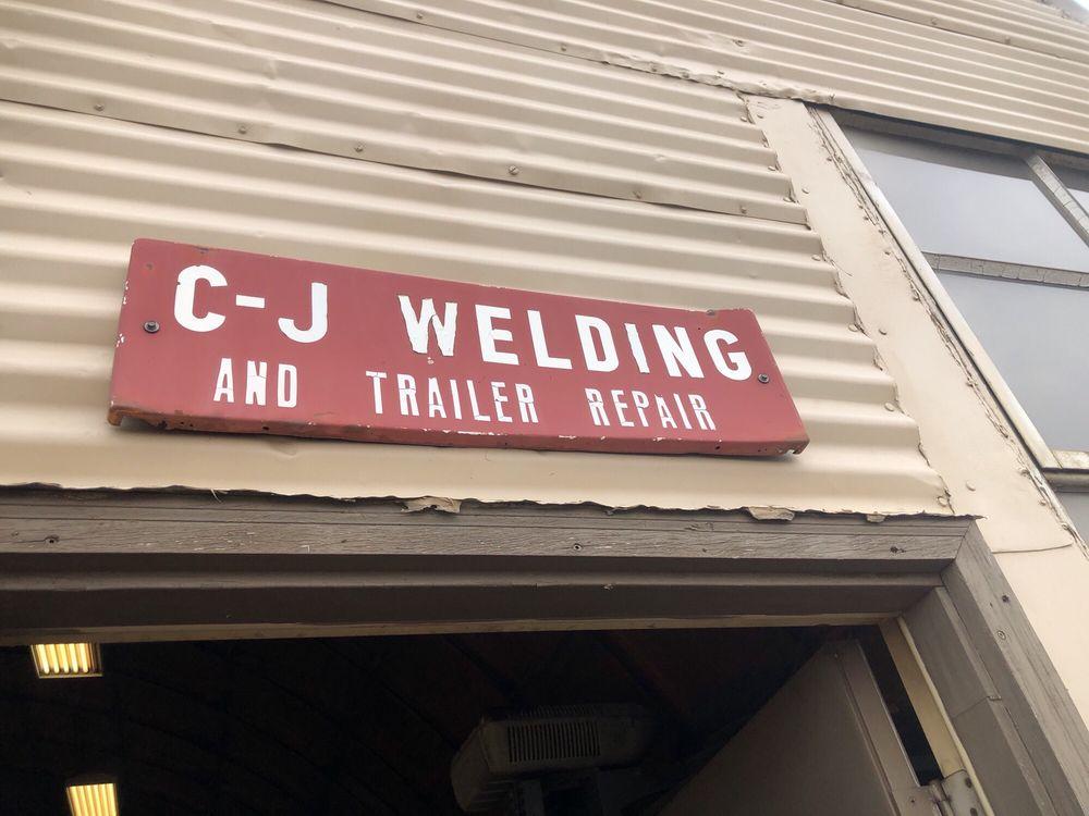 C-J Welding: 1331 E Villard St, Dickinson, ND