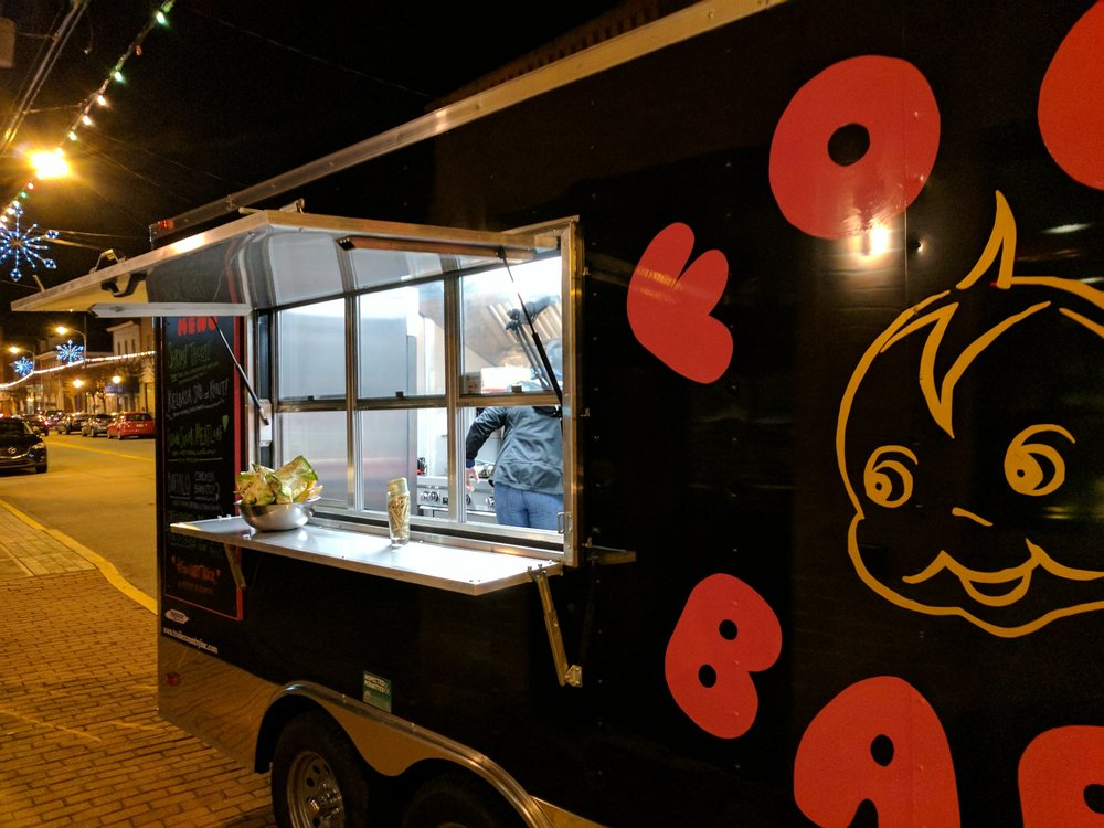 Food Baby Food Truck