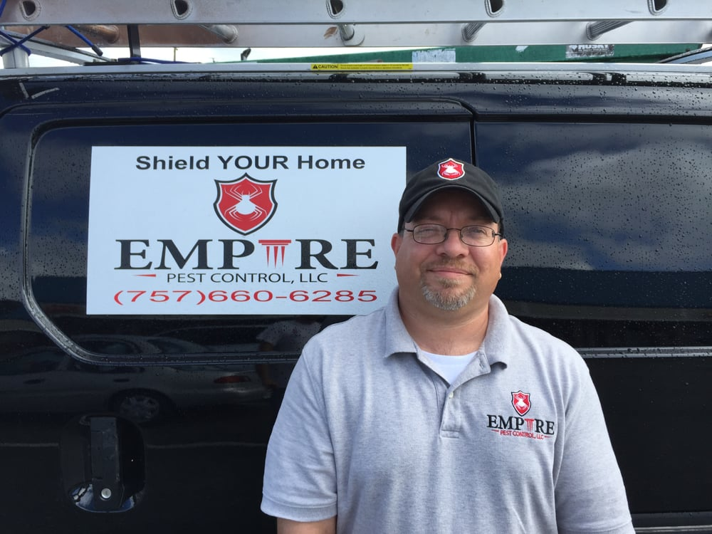 Empire Pest Control: 1987 E Pembroke Ave, Hampton, VA