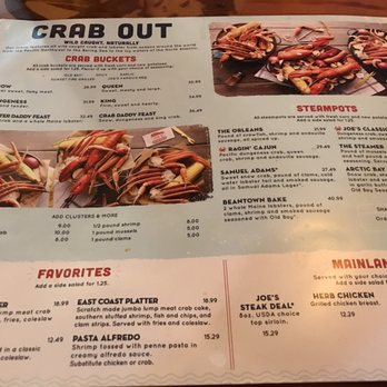 Joes crab shack denver co