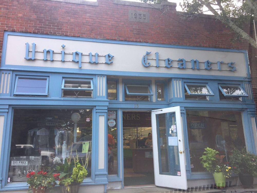 Unique Cleaners: 15 Boston St, Guilford, CT