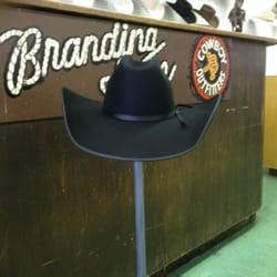 3b9c5360450 Branding Iron Cowboy Outfitters - Hats - 3320 34th St
