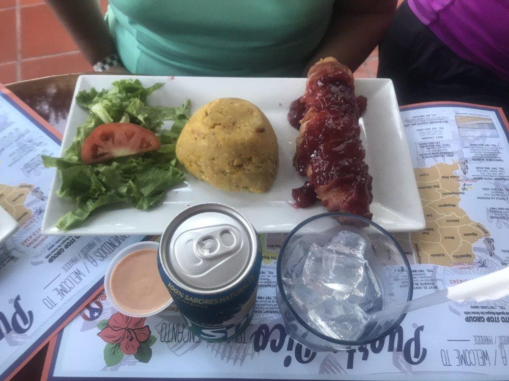 Restaurante Las Garzas: PR-522, Adjuntas, PR