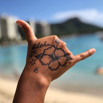 Honolulu Henna 334 Seaside Ave Ste 301 Honolulu, HI Grocery