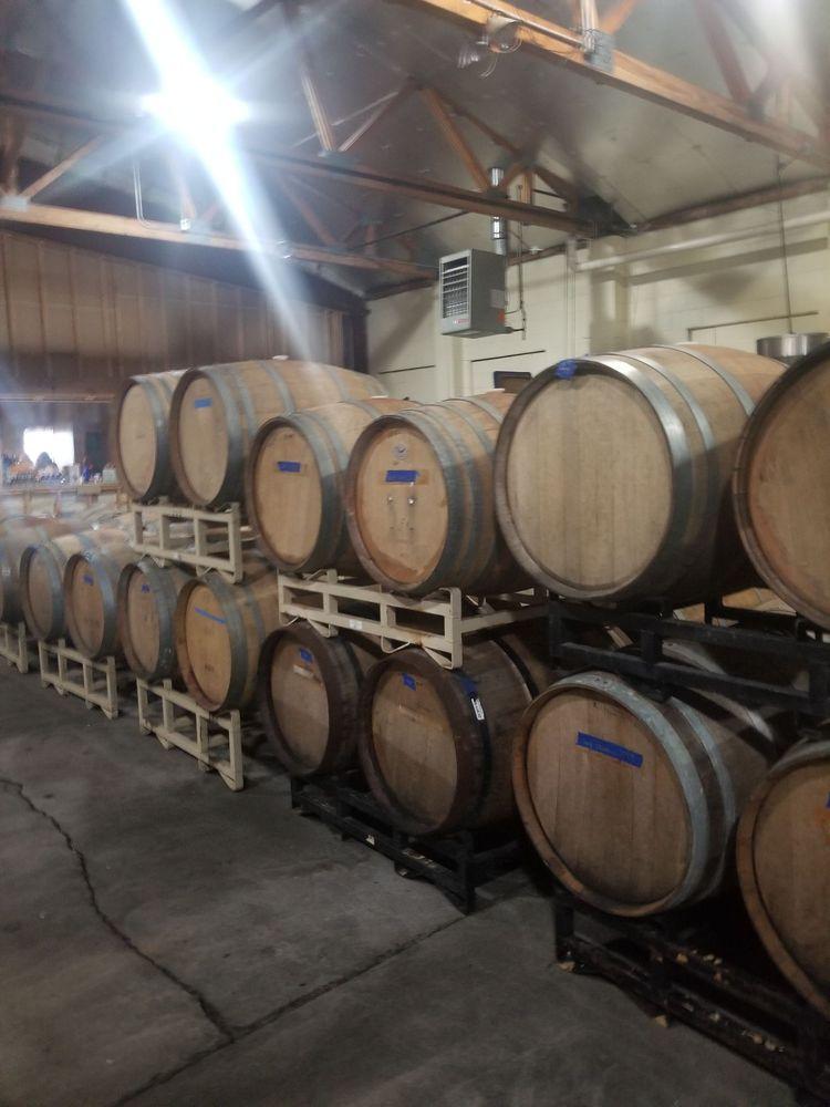 Baroda Founders Wine Cellar: 8963 Hills Rd, Baroda, MI