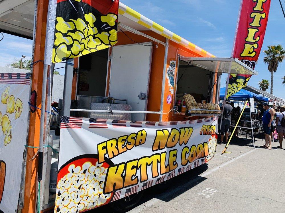 Fox Plaza Flea Market: 5559 Alameda Ave, El Paso, TX
