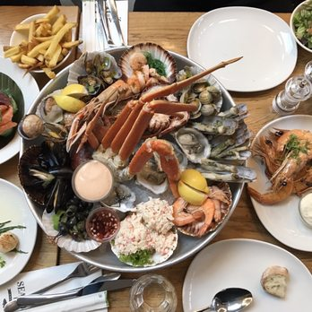 The seafood bar 439 photos 154 reviews seafood van for Seafood bar van baerlestraat