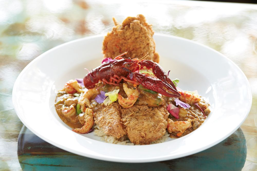 Food from The Quarter Creole Cuisine