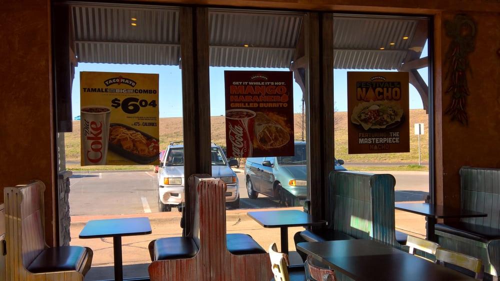Taco Mayo: 9700 Farm To Market Road 1641, Terrell, TX