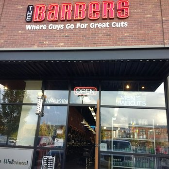 the barbers grand central 15 reviews barbers 2510 columbia house blvd vancouver wa. Black Bedroom Furniture Sets. Home Design Ideas