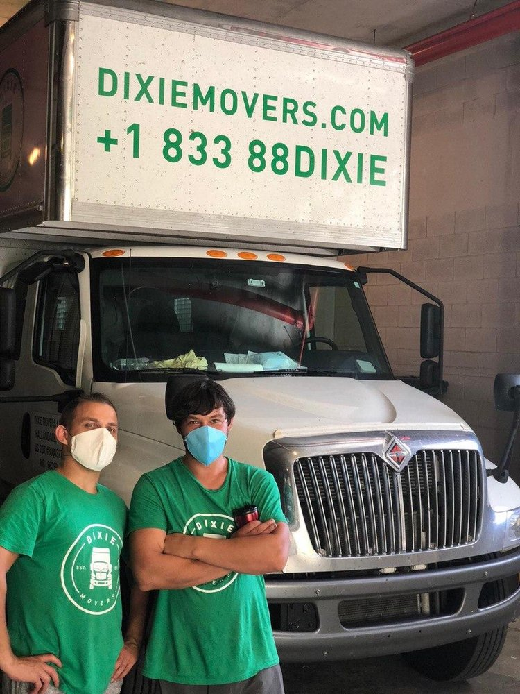 Dixie Movers: 2221 NE 164th St, North Miami Beach, FL