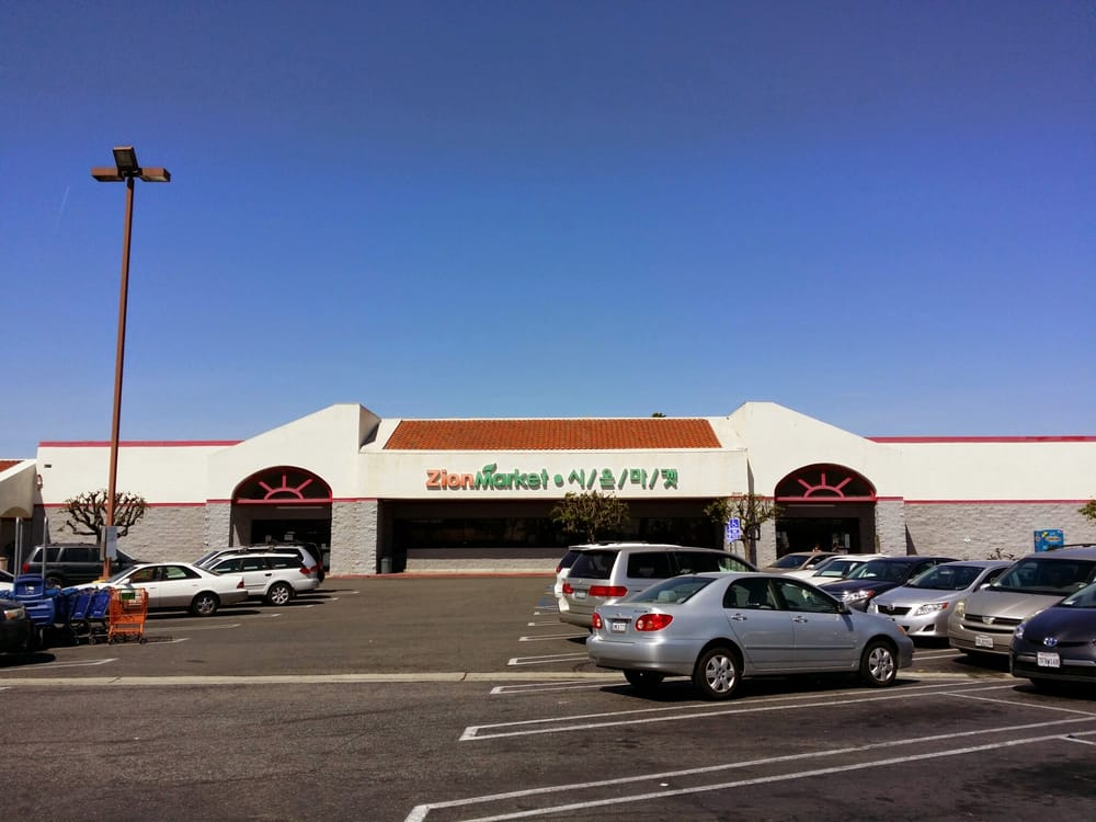 Zion Market 39 S Grand Threshold And Foundation There 39 S One In Buena Park And Cerritos Too Yelp