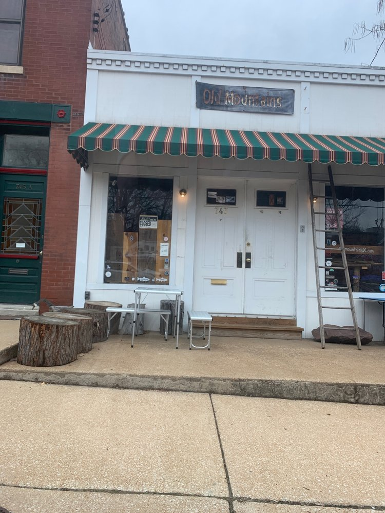 Old Mountains Gear Exchange: 747 Marshall Ave, Webster Groves, MO