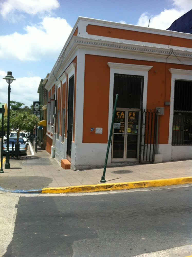 Café Cristina: Av. San Jose 100, Aibonito, PR