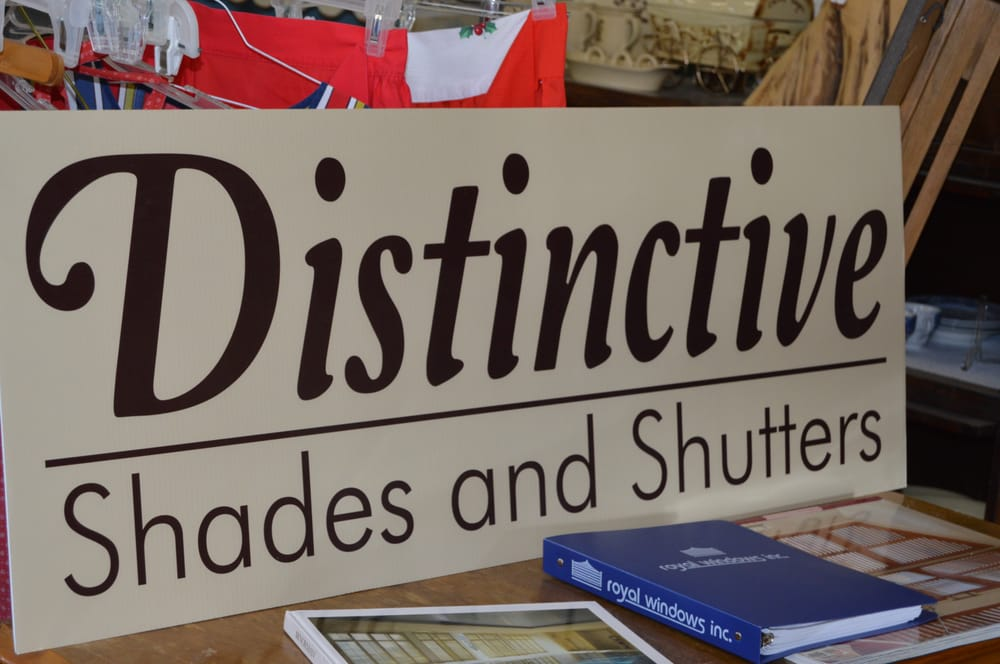 Distinctive Shades and Shutters: 124 N 1st St, Guthrie, OK